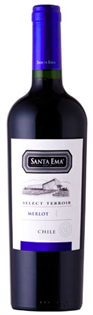 Santa Ema Merlot Select Terroir 2013 750ml